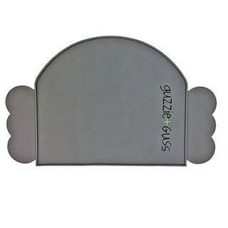 Grey Silicone Placemat