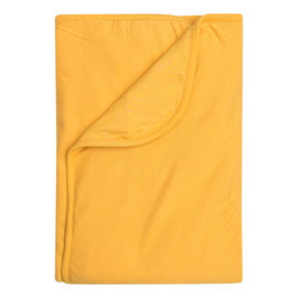 Kyte Baby Mustard Bamboo Baby Blanket