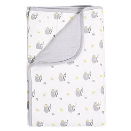 Kyte Baby Storm Canopy Bamboo Baby Blanket