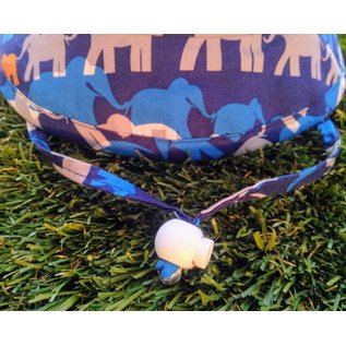 Puffin Gear Elephants on Parade Camp Hat