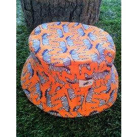 Puffin Gear Zebra Zeal Camp Hat