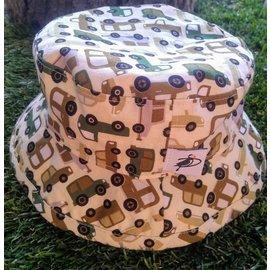 Puffin Gear Khaki Cars Camp Hat