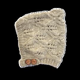 Nooks Narwhal Merino Wool Bonnet