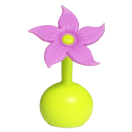 Haakaa Haakaa Purple Flower Pump Stopper