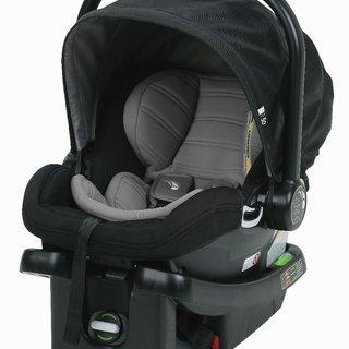 Black/Grey City GO Car Seat
