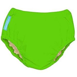 Green Swim Diaper/Training Pants Combo