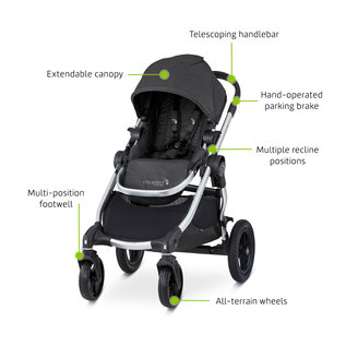 Baby Jogger Jet City Select Stroller