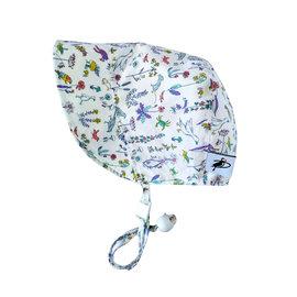 Puffin Gear Liberty of London - Wonderland Bonnet