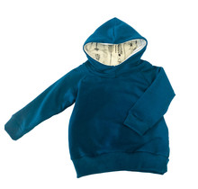 The Blue Terry Hoodie