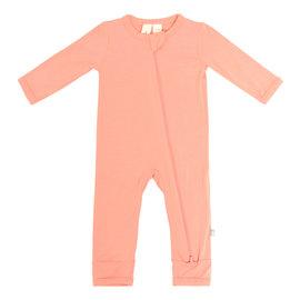 Kyte Baby Terracotta Zippered Romper