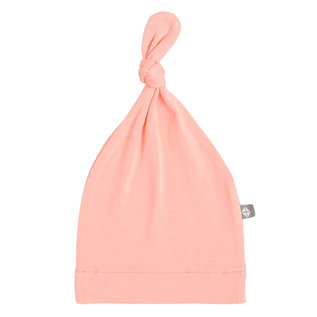 Kyte Baby Terracotta Bamboo Knotted Cap
