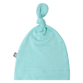 Kyte Baby Seafoam Bamboo Knotted Cap