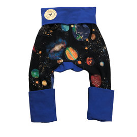 Outer Space Grow With Me Pants