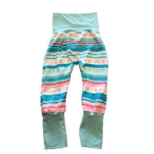 Saltwater Taffy Aqua Grow With Me Pants 6mo-3y