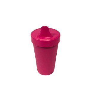 Re-Play Bright Pink No Spill Sippy Cup