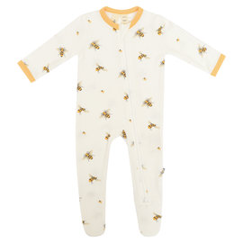 Kyte Baby Buzz Zippered Footie