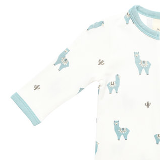 Kyte Baby Alpaca Zippered Footie
