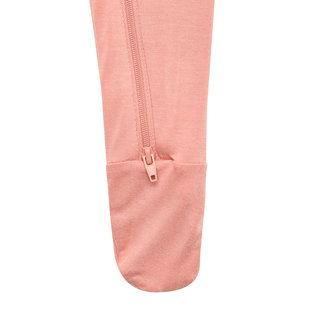 Kyte Baby Terracotta Zippered Footie