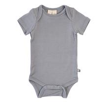 Chrome Short Sleeved Bamboo Bodysuit