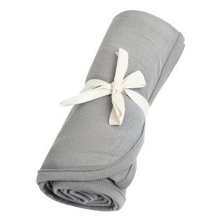 Kyte Baby Chrome Bamboo Swaddle Blanket