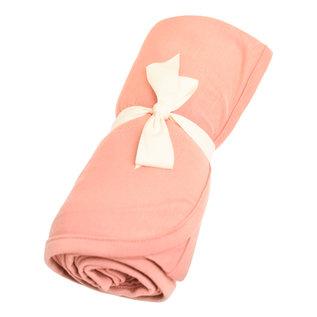 Kyte Baby Terracotta Bamboo Swaddle Blanket