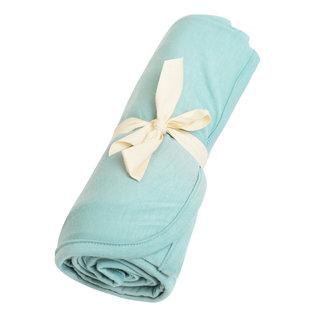 Kyte Baby Seafoam Bamboo Swaddle Blanket