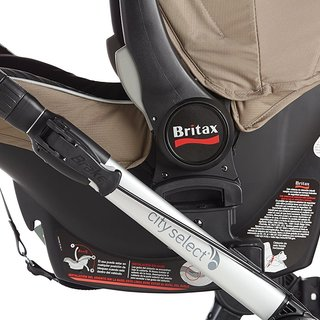 City Select/LUX Car Seat Adapters (Britax)