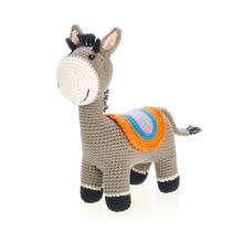 Pebble Rattle, Happy Donkey