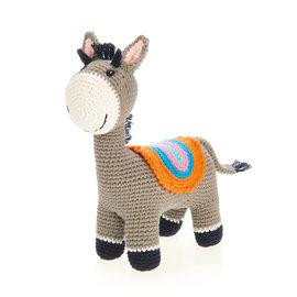 Pebble Pebble Rattle, Happy Donkey