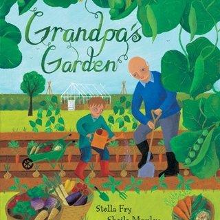 Grandpa's Garden Paperback Book