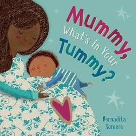Mummy, What's in Your Tummy? Board Book