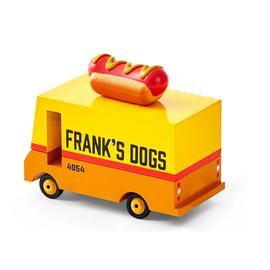 Candylab Hotdog Candyvan