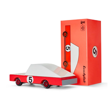 Red Racer #5 Candycar