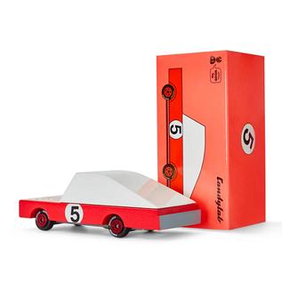 Candylab Red Racer #5 Candycar