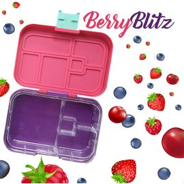 Munchbox Berry Blitz, Mini 4 Munchbox