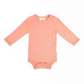 Kyte Baby Terracotta Long Sleeve Bamboo Bodysuit