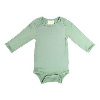 Matcha Long Sleeve Bamboo Bodysuit