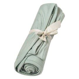 Kyte Baby Matcha Bamboo Swaddle Blanket