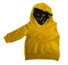 The Gold Camo Hoodie