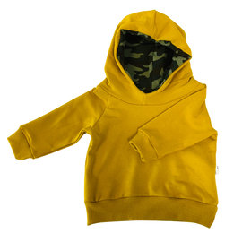 Portage and Main The Gold Camo Hoodie