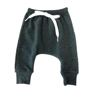 The Charcoal Terry Joggers