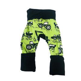 Jberg Construction/Black Grow-With-Me Pants