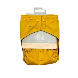 La Petite Ourse All-In-One Cloth Diaper, Mustard