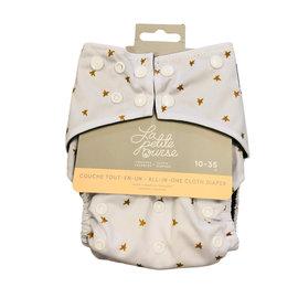 La Petite Ourse All-In-One Cloth Diaper, Starlit Sky