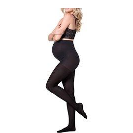 Ebony Maternity Opaque Tights