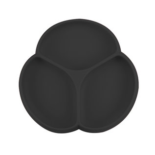 Glitter & Spice Black G & S Suction Plate