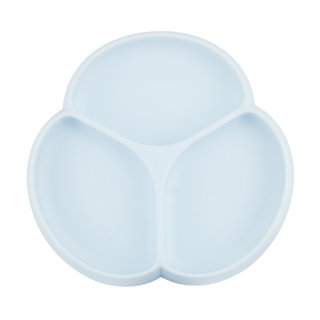 Ice Blue G & S Suction Plate