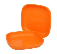 "Orange Re-Play 7"" Flat Plate"