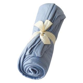 Slate Bamboo Swaddle Blanket