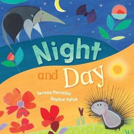 Night and Day, Board Book